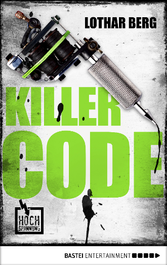 Ebook KILLERCODE ab 19.05.2016
